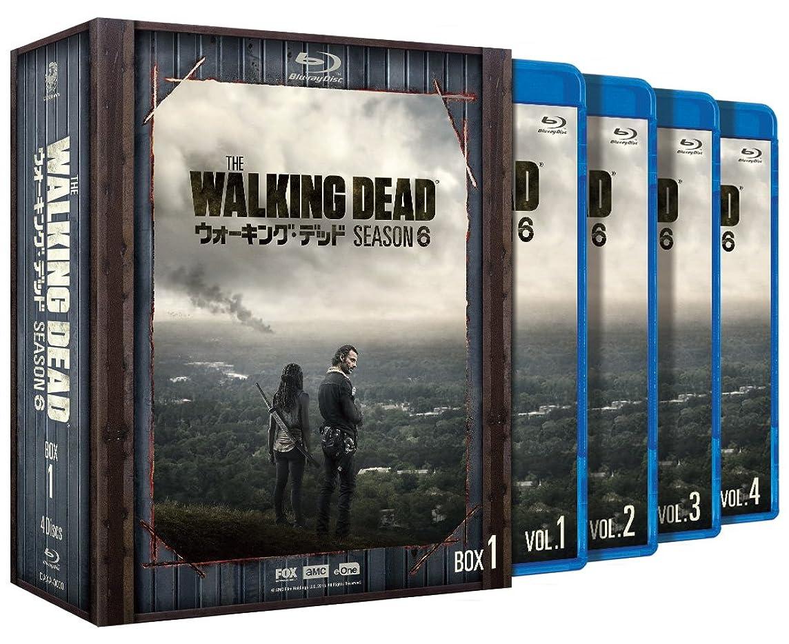 致死工場楽観ウォーキング?デッド6 Blu-ray-BOX1