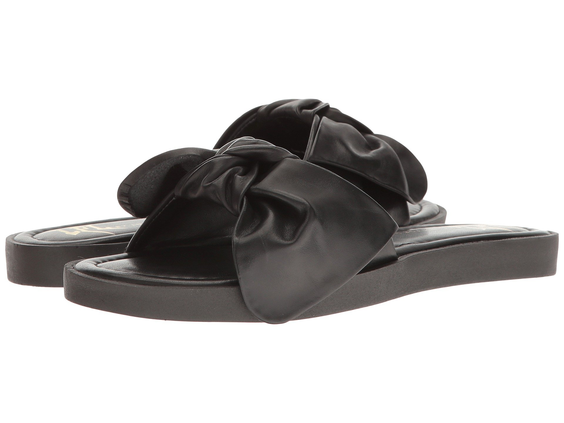 LFL BY LUST FOR LIFE Jazz, Black Leather