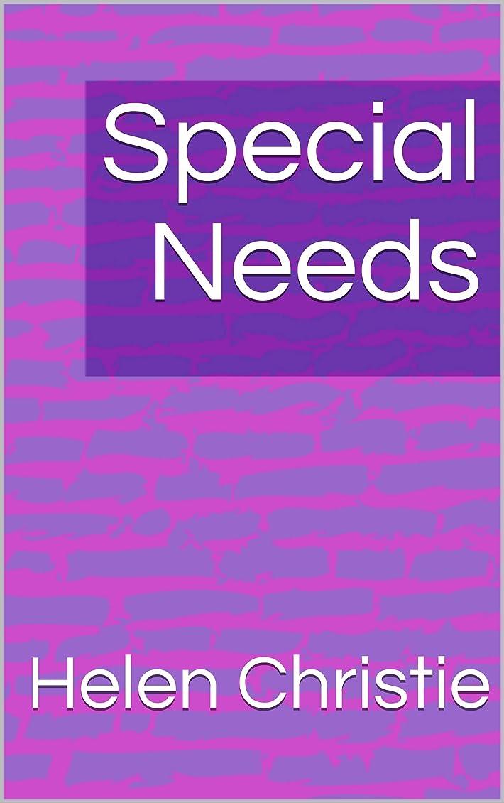騒乱ショルダーなんとなくSpecial Needs (English Edition)