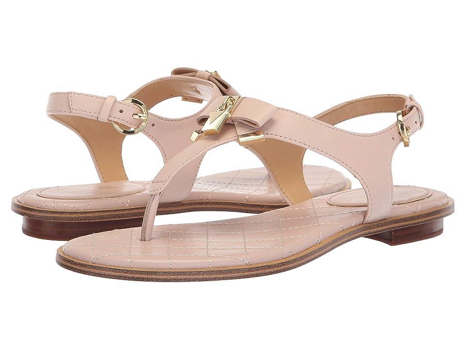 MICHAEL Michael Kors Alice Thong (Soft Pink) Women