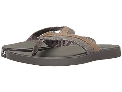 Sperry Wahoo Sandal (Grey) Men