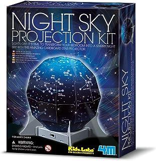 4M 00-13233 KidzLabs Night Sky Projection Kit