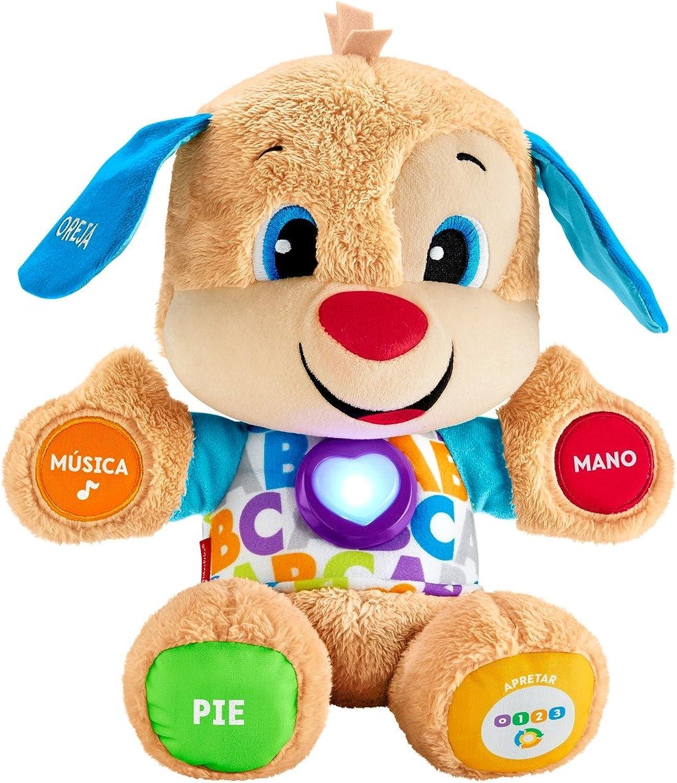 diseños exclusivos Fisher-Pirce Perrito Perrito Perrito Epo primeras palabras, juguete bebé +6 meses (Mattel FPM56)  almacén al por mayor