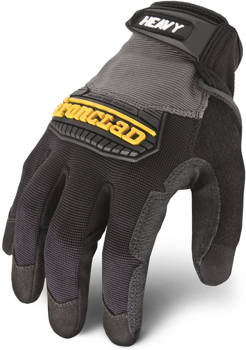 Ironclad Heavy Utility Work Gloves High Resistance HUG quality [Alternative dealer] new Abrasion
