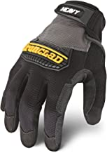 Ironclad Heavy Utility Work Gloves HUG, High Abrasion Resistance, Performance Fit,..