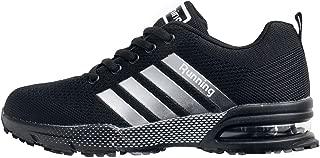 Mens Air Cushion Running Tennis Shoes Fashion Breathable Casual Walking Sneakers Us7-12.5