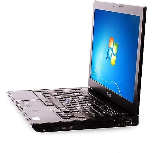 Dell Latitude E6400 Renewed Laptop Windows 10 Core 2 Duo 2.66GHz 4GB Ram Warranty Widescreen (Renewed)