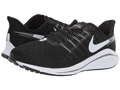 Nike Air Zoom Vomero 14 (Black/White/Thunder Grey) Men