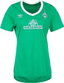 UMBRO SV Werder Bremen Trikot Home 2019/2020 Damen grün/weiß, M