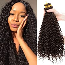 Water wave crochet hair Extensions 5 pack Jerry Curl Crochet Braids 20inch Synthetic Passion Twist Braiding Hair for women 20inch #4…