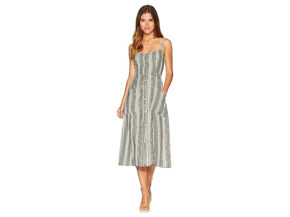 Show Me Your Mumu Positano Dress (Highway Stripe Flux) Women