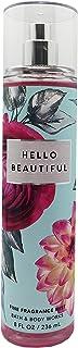 Bath & Body Works Fine Fragrance Mist Hello Beautiful