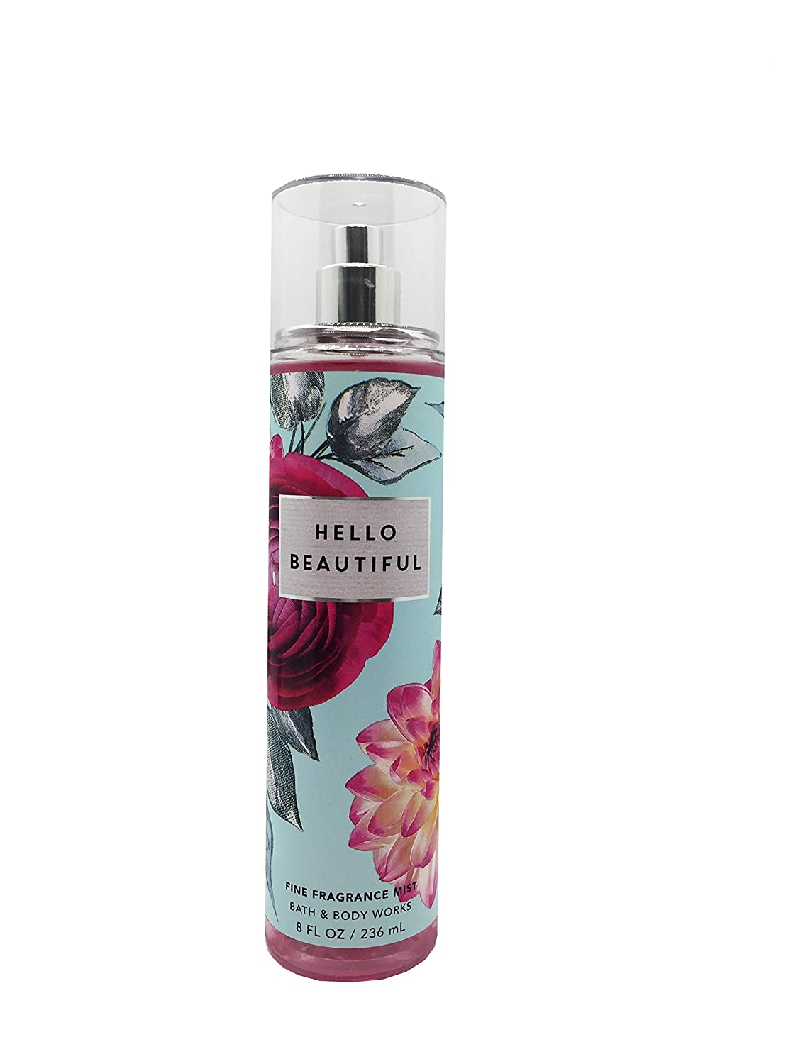 Bath Body SEAL Manufacturer direct delivery limited product Works Fine Beautiful Hello Fragrance Mist