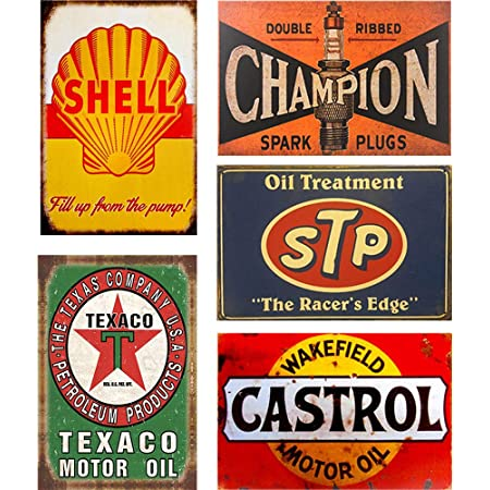 Metal Tin Sign Vintage Chic Art Decoration Motorcycle for Home Bar Cafe Farm Store Garage or Club 12 X 8