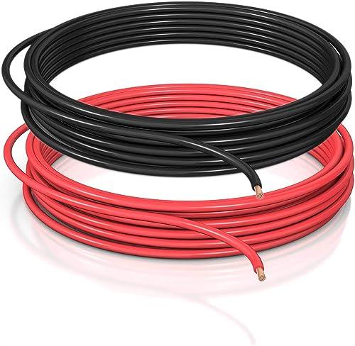 DCSk - Câble Électrique Unipolaire pour Application Automobile - Véhicule, Voiture, Moto - Type FLRY B Asymétrique 1....