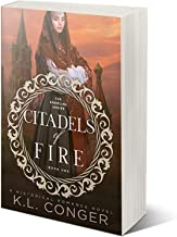 Citadels of Fire: An Epic Russian Medieval Historical Romance (Kremlins Book 1)