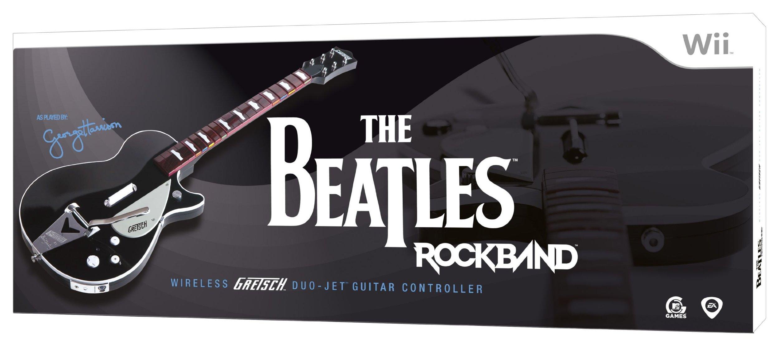 The Beatles: Rock Band Guitarra Gretsch Duo-jet: Amazon.es ...