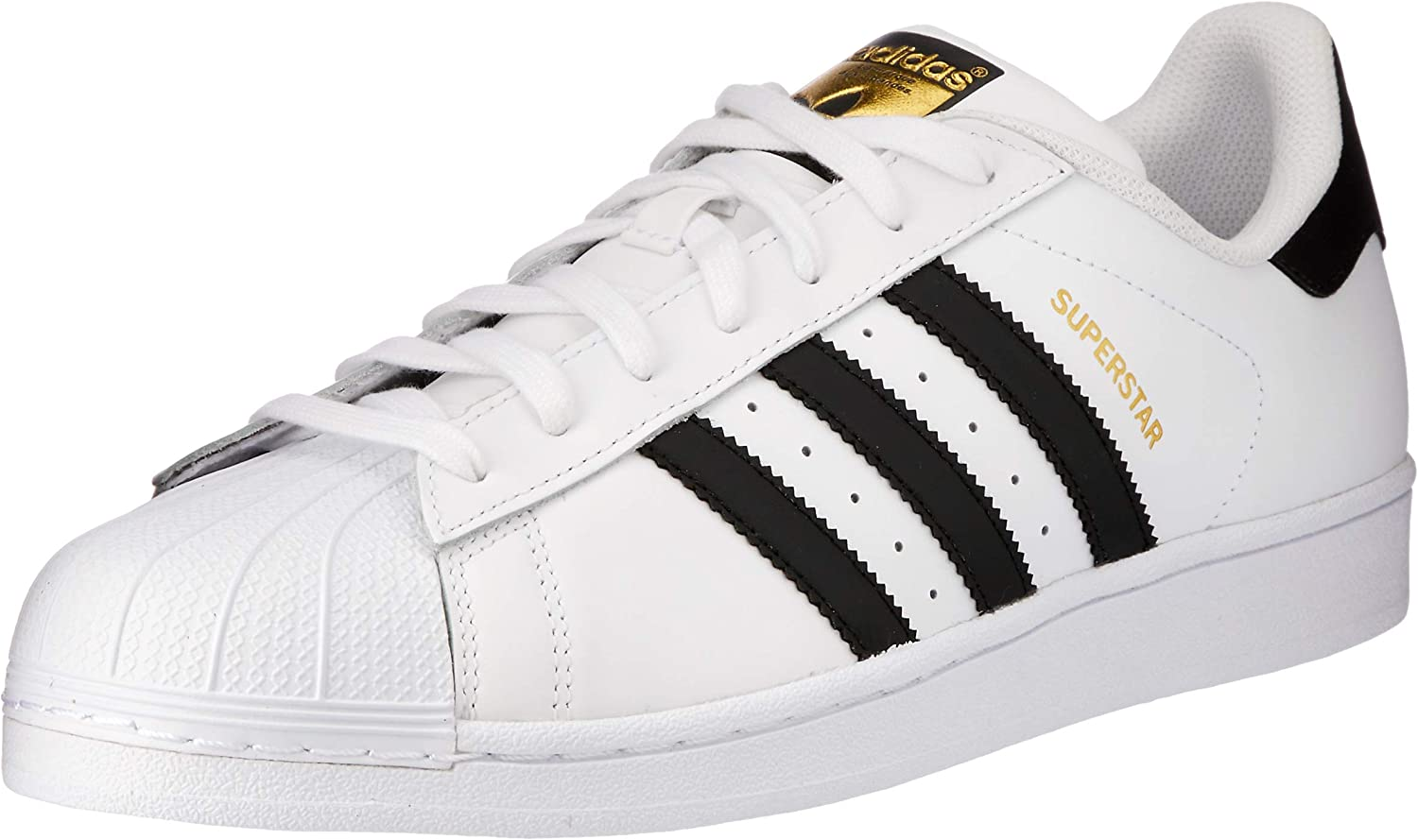 Adidas Originals  Superestrella Foundation Sautope da Ginnastica Unisex - Adulto