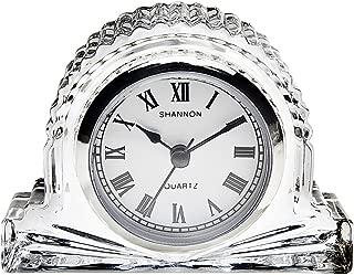 Best crystal mantle clock Reviews
