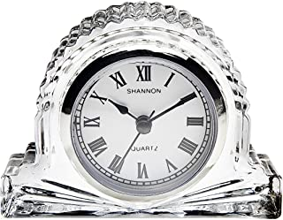 Godinger Shannon Mantle Clock, Small