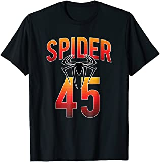 c00e6179a Salt City Shirts: Spider #45 City Edition Basketball Tee