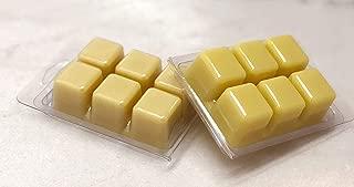 Beeswax Wax Melts - Unscented - Handmade, set of 12