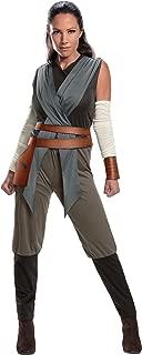 Star Wars Episode VIII: The Last Jedi Women's Rey Costume