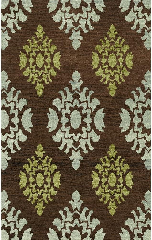 Dalyn Rugs BELLA BL9 Blue Fudge Max 44% OFF Manufacturer direct delivery 9X12 Green