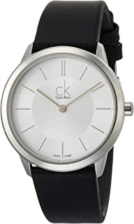 Best calvin klein leather watches Reviews