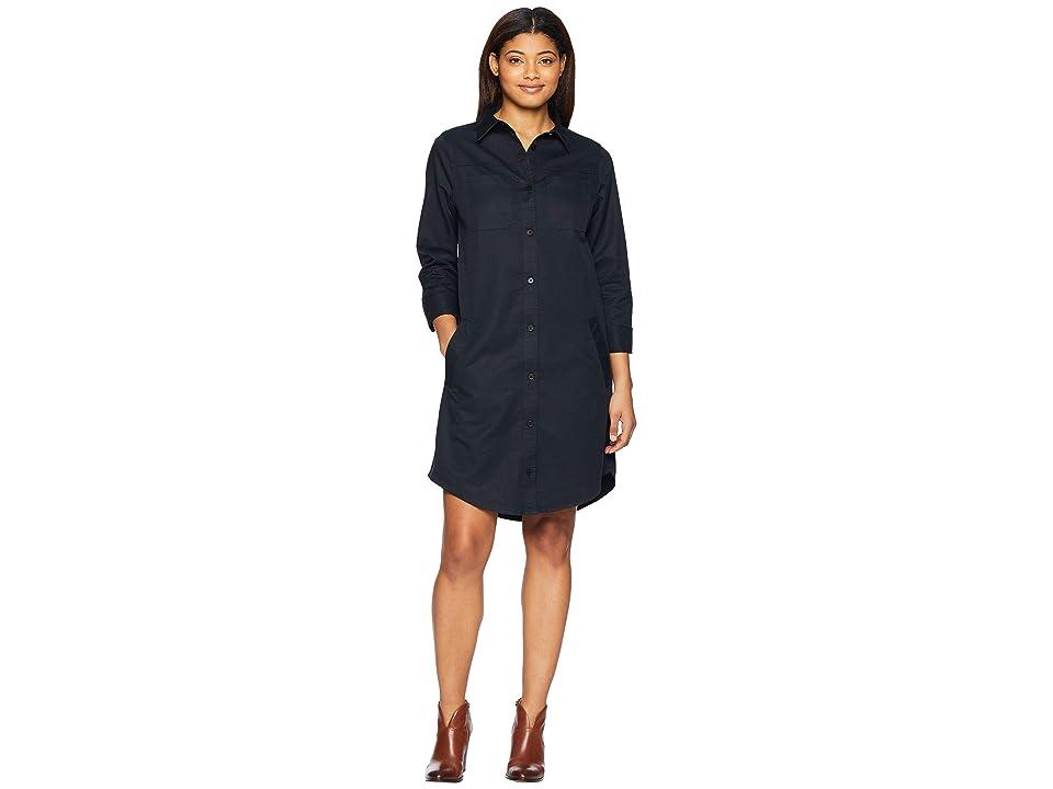 United By Blue Leighlake Dress (Black) Women