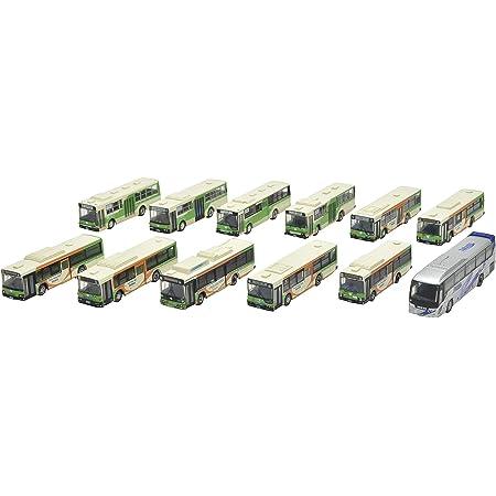 ザ・バスコレクション バスコレ 都バススペシャル 12個入 BOX ジオラマ用品 (メーカー初回受注限定生産)