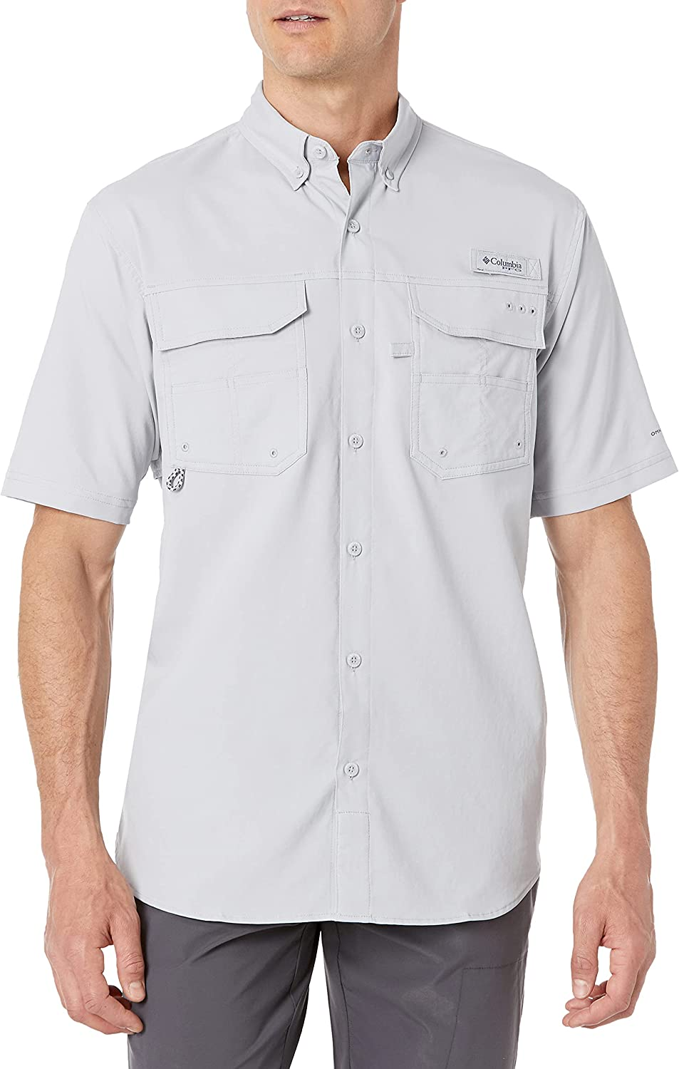 Columbia Men's Blood and Guts Cash SALENEW very popular! special price III Short Shirt Sleeve Woven