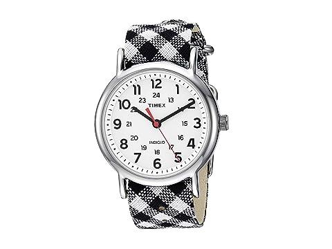 Timex Weekender, BLACK/WHITE