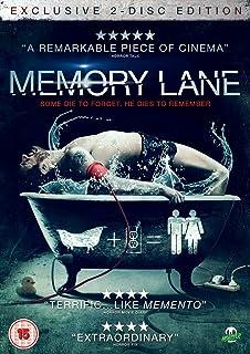 Memory Lane [DVD] [Reino Unido]
