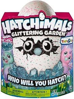 해치멀 에그 장난감 Hatchimals Glittering Garden - EXCLUSIVE Twinkling Owlicorn