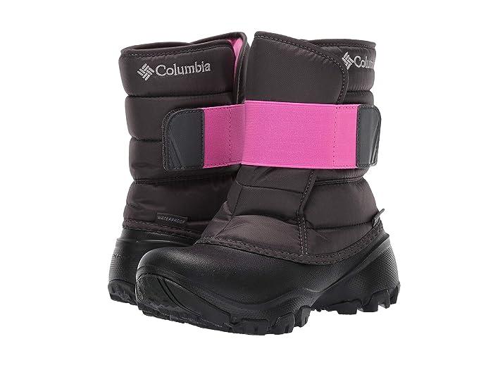 Columbia Girls Rope Tow Kruser 2 Waterproof Insulated Snow Winter Kids Boots