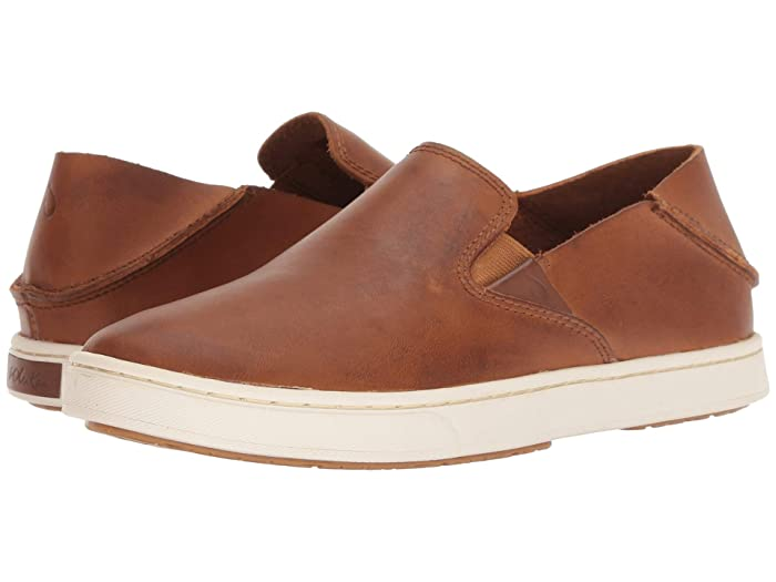 Pehuea Leather  Shoes (Fox) Women's Shoes
