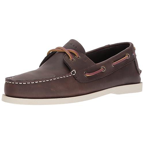 788eaaae78a Tommy Hilfiger Men s Bowman Boat Shoe