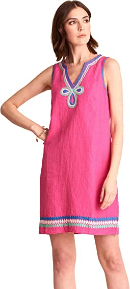 Portia Dress - Fuchsia