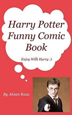 Harry Potter Funny Comic Book