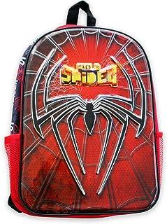 Kids Backpack School Bag Assorted Dinosaur (Spider)