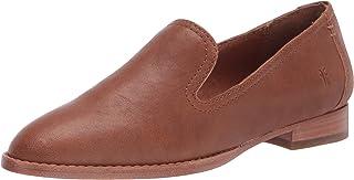 حذاء بدون كعب من Frye بتصميم القيادة الفينيسي مناسب للقيادة، بني داكن، 7