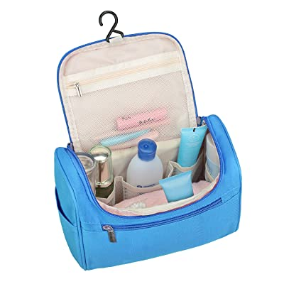 Prospo Hanging Toiletry Bag Make up Pouch Purse...