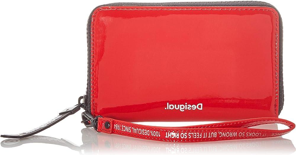 Desigual, portafoglio,pochette da donna, in poliuretano 20WAYP32