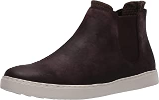 Kenneth Cole REACTION Men's Indy Flexible Chelsea Boot Sneaker, Brown, 11 M