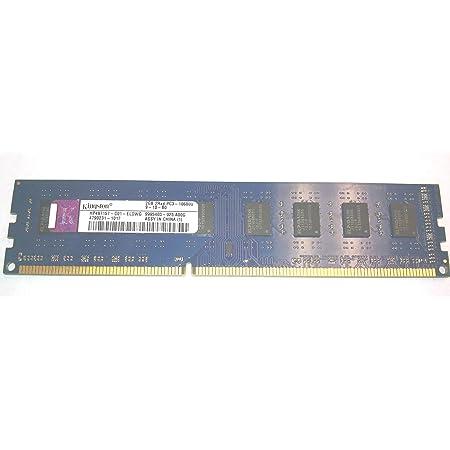 2 X 2GB PARTS-QUICK Brand Memory Upgrade for HP Pavilion HPE h8-1287c PC3-10600 DDR3 1333 MHz DIMM Non-ECC Desktop RAM 4GB Kit