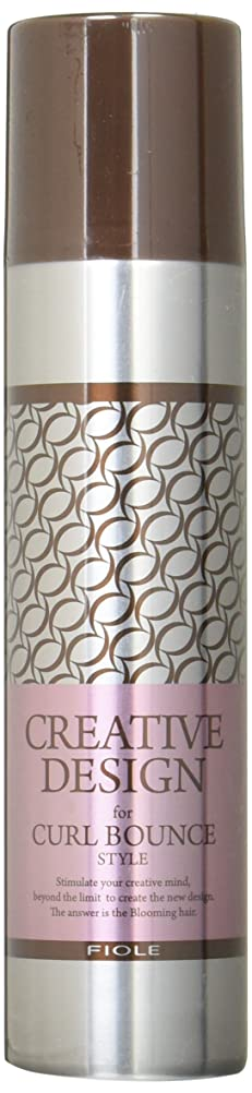 不倫ベッドを作るごちそうフィヨーレ クリエイティブデザイン カールバウンス ヘアスプレー 200g