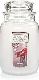 Yankee Candle Large 2-Wick Tumbler Candle, Cascading Snowberry Large Jar 1172979