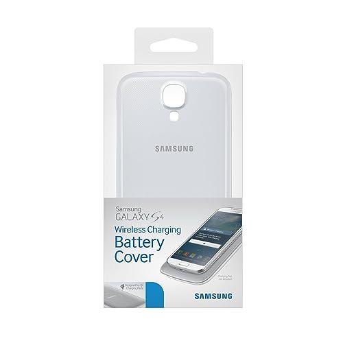 purchase cheap d9d81 7b1a5 Samsung Galaxy S4 Wireless Charging Kit: Amazon.com