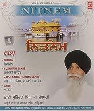 Nitnem /Sukhmani sahib/Japji sahib/ rehraas sahib/ aarti [MP3] Bhai surinder Singh ji Jadhpuri